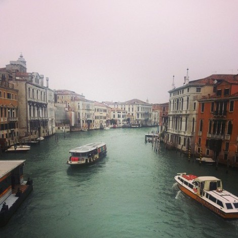 Oh, Venezia!